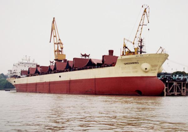 27000吨大湖型散货船