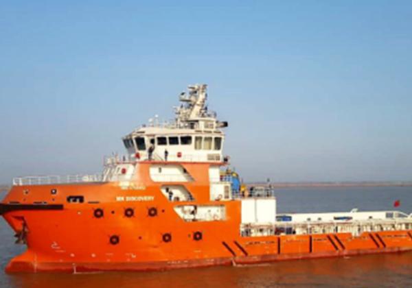 78M/12000马力三用工作船