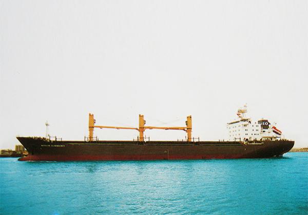 16,500吨大舱口箱型散货船...