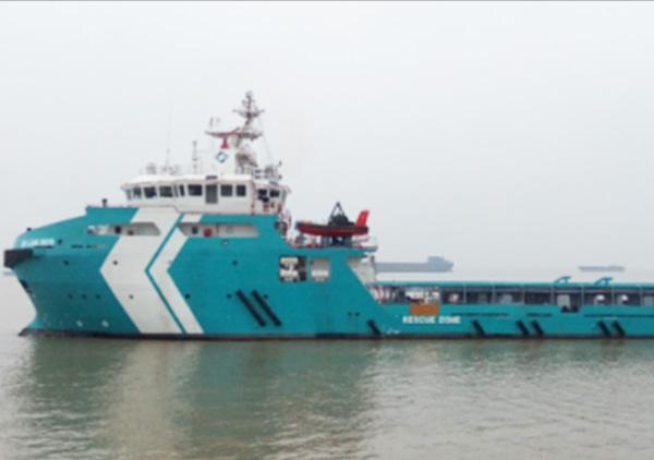 64.8M三用工作船(电推)...