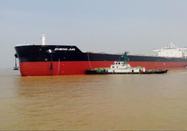 82000吨散货船