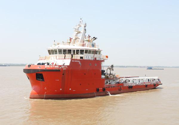 64M平台供应船