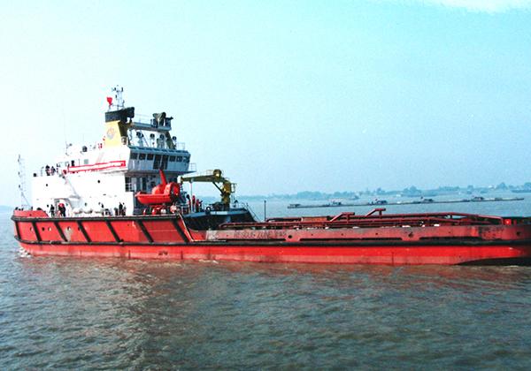 8,000HP多功能守护船(2003年-20...