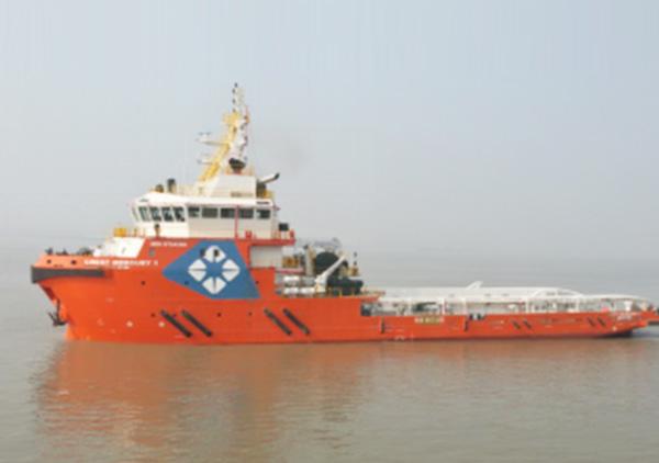 65M三用工作船