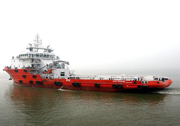 72米抛锚拖曳供应船