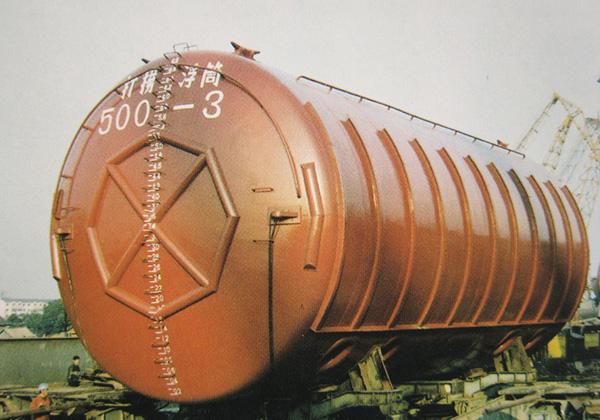 500吨-25型打捞浮筒