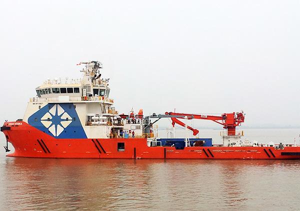70M潜水支持船(电推)