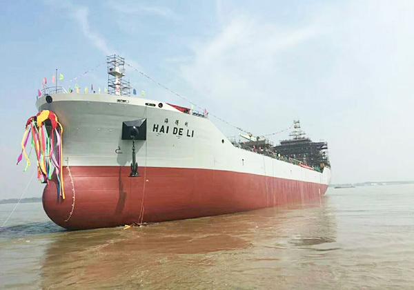 28000吨双相不锈钢化学品船...